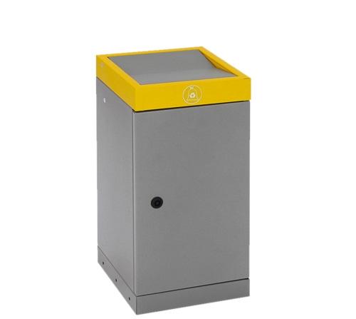 Abfalltrennung ProTec-Plus, 30 Ltr., gelb