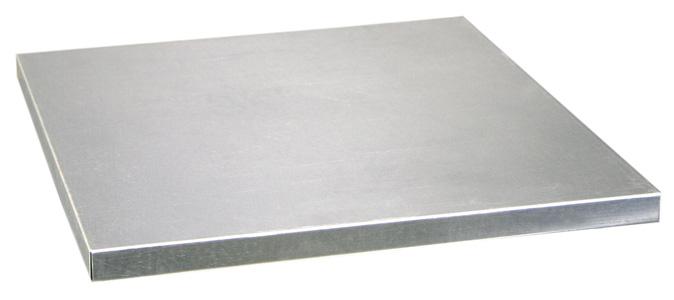 Fachboden für die Schrankserie MovaFlex (Breite 500 mm)