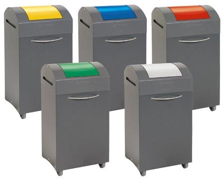 Abfalltrennung TS 2000 - 60 L