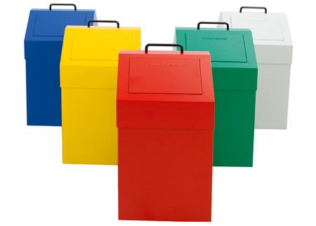 Abfalltrennung 45 Liter - stationär
