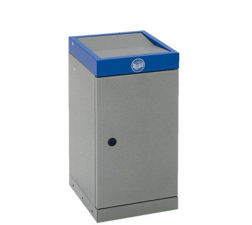 Abfalltrennung ProTec-Plus, 30 Ltr., blau