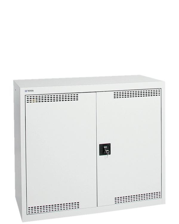 Umweltschrank StawaR-2, lichtgrau