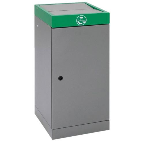 Abfalltrennung ProTec-Plus, 70 Ltr., grün