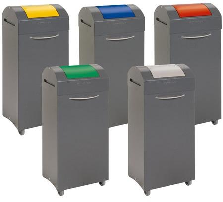 Abfalltrennung TS 2000 - 75 L