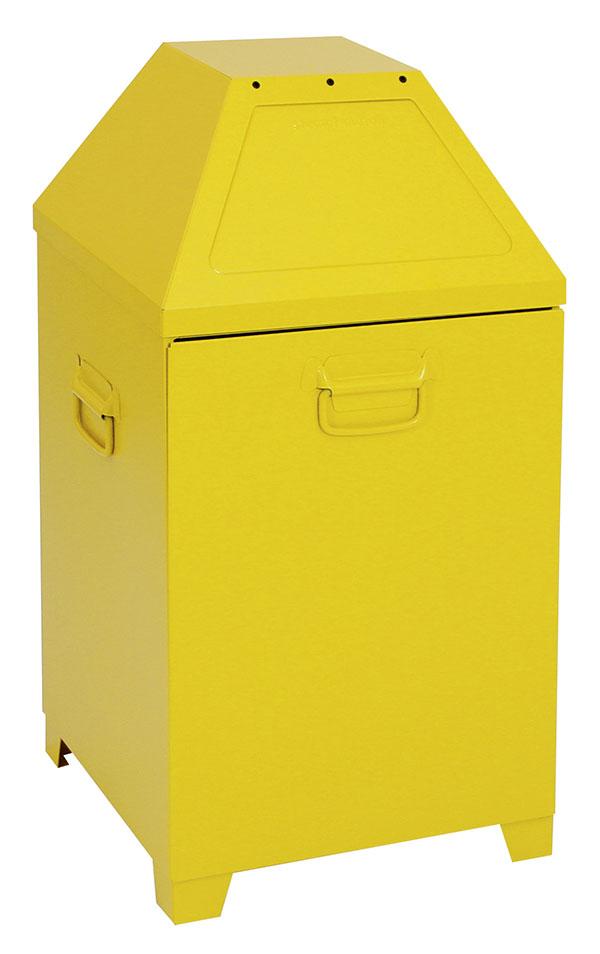 Abfalltrennung ABF - Mod. 1, gelb