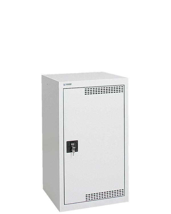 Umweltschrank StawaR-1, lichtgrau