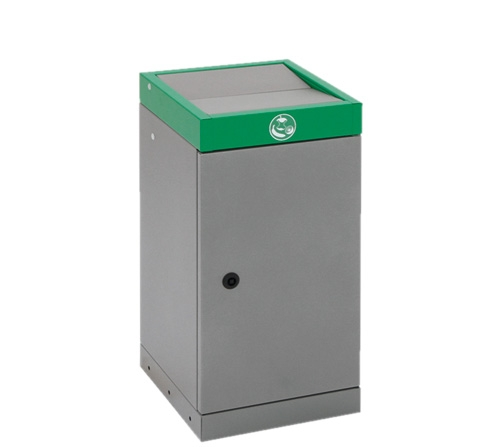 Abfalltrennung ProTec-Plus, 30 Ltr., grün