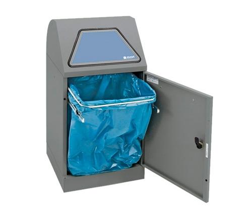 Abfalltrennung Modul-Vario 45, ProSlide-System, graualu-struktur